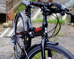 The Tern Joe P24 - note light and mudguards aren't part of the package