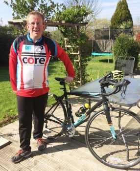 Me and a bike